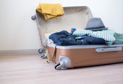 suitcase, travel, luggage, packing, vacation, trip